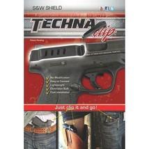 Techna SHBR Clip Gun Belt Clip – Smith & Wesson Shield 9/.40 - Right Side - $29.95