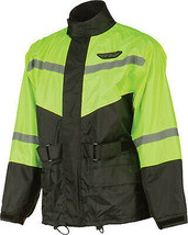 Fly Racing MOTORCYCLE 2-PC Rainsuit Yellow Md - $74.76