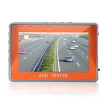 4.3 inch TFT LCD HD CCTV AHD Tester Monitor Analog Camera UTP Cable PTZ 12V - $135.50