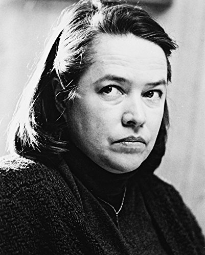 Primary image for Kathy Bates Misery B&W Print 16X20 Canvas Giclee