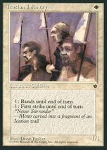 Magic: The Gathering: Fallen Empires - Icathian Infantry (A) - $0.25