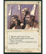 Magic: The Gathering: Fallen Empires - Icathian Infantry (A) - $0.25