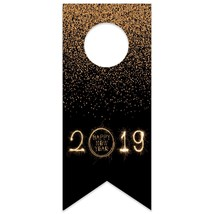 Sparklers New Years 2019 Water Bottle Hang Tag - $26.24