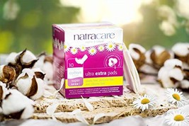 NATRACARE Ultra Extra Pads Super 10s Pack of 3 by Natracare