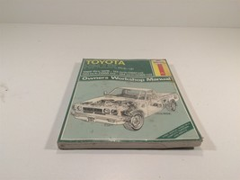 1969 thru 1978 Haynes Toyota Hi-Lux Pick-Up Owners Workshop Manual New O... - $24.99