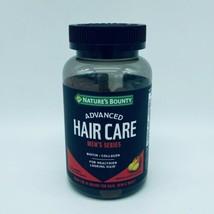 Nature's Bounty Advanced Hair Care Men's Series Biotin Collagen Tropical Citrus - $13.99