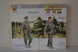 1/6 Scale Dragon Models Barbarrossa 1941 Wehrmacht Machine Gun Team (Hei... - $105.44