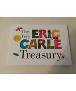 THE VERY ERIC CARLE TREASURY BOOK - FREE SHIPPPING! - $18.70