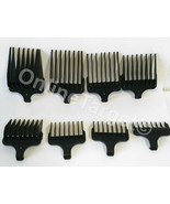 Wahl T Blade Hair Guides Combs for Trimmer Model 9818 9884 9854 9864 986... - $45.00