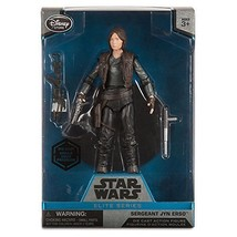 Star Wars Sergeant Jyn Erso Elite Series Die Cast Action Figure - 6 Inch... - $21.95