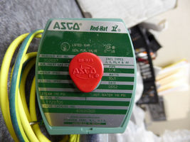 ASCO 3UL70 # T723705 Red-Hat Valve New image 3