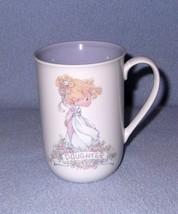 Enesco Precious Moments Daughter Mug Cup 1990 - $4.99