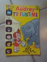 Vintage 1960's Little Audrey TV Funtime #26 Harvey Comic Book  - $22.00