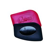 Lodge SCRAPERPK Durable Pan Scrapers, Red and B... - $5.99