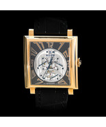 Milus 18K Rose Gold Herios Tri-retrograde Second. Dynamic Complication N... - $11,399.70