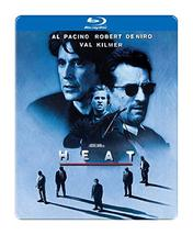 Heat Limited Edition Steelbook [Blu-ray]