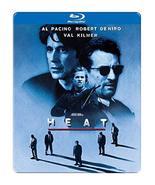 Heat Limited Edition Steelbook [Blu-ray] - $12.95