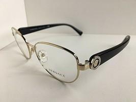 New Versace Mod.4612-B  Silver 52mm Women's Eyeglasses Frame Italy #8 - $129.99