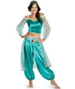 Princess Costumes Aladdin Magic Lamp Jasmine Cosplay Adult Carnival Part... - $31.19