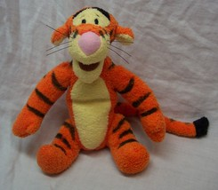 "APPLAUSE Winnie the Pooh SOFT TIGGER 6"" Bean Bag STUFFED ANIMAL Toy - $14.85"