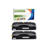 2 PK CE505X High Yield Toner Cartridge for HP 05X LaserJet P2055d P2055d... - $27.99
