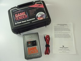 Camden Outdoors In Field GAME TENDERIZER Electric Stimulation w Box Case... - $31.66