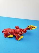 Bakugan Dragonoid Colossus Figure 2010 SEGA Toys Spinmaster *incomplete  - $15.83