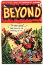 Beyond #18 1953-Golden Age Horror- Dismemberment G - $93.12