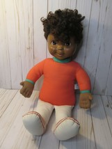 E4 Vintage 1993 Hasbro Playskool My Buddy Black African American Doll Pr... - $74.24