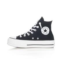 Sneakers Donna Converse Ctas Lift Hi 560845C Nero - $117.80
