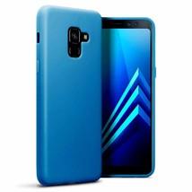 Galaxy A8 2018  Case Zero-Shock TPU Precision Fit Blue PROPORT™ - $9.72