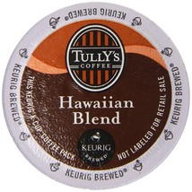 Tully's Coffee Hawaiian Blend 48 K-Cups - $55.23