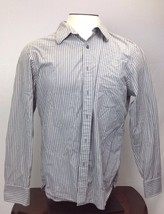Vintage Fit AMERICAN EAGLE OUTFITTERS Mens Shirt Size L Large Long Sleev... - $290,15 MXN