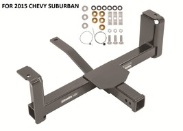 "2015 CHEVY SUBURBAN TRAILER HITCH FRONT MOUNT 2"" TOW RECEIVER DRAWTITE B... - $169.08"