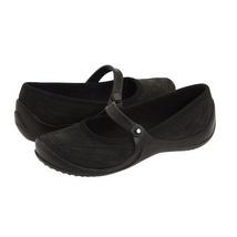 Wrapped Mary Jane Women Crocs (Wedge) Black W5, W11 - $14.02
