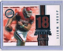 2005 Press Pass SE Game Used Jerseys Silver #JCJW Jason White MEM /700  - $12.51