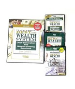 Transforming Debt Into Wealth System Vol 1 - 6 Cds -  2 DVD PC Cd Rom De... - $28.04