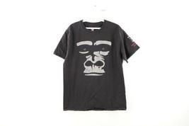 Vintage Mens Medium Gorilla San Diego Zoo Safari Park Spell Out Faded Shirt - $19.75