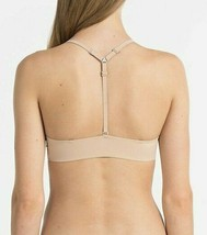 Calvin Klein Women's Perfectly Fit Push up Multiway Bra Bare Nude 34DD image 2