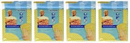 Mr Clean Cellulose Sponge Cloth 2 Cloths Per Pack Pack of 4