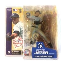 Derek Jeter 2003 McFarlane Toys Sports Picks MLB Series 5 Sealed NY Yankees - $24.70