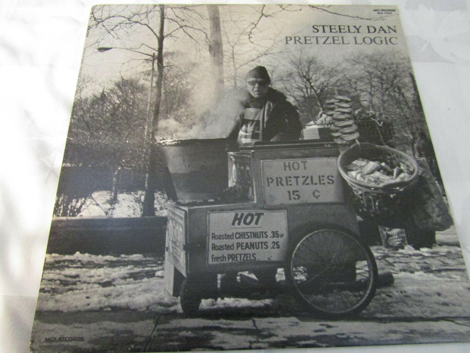 Steely Dan Pretzel Logic MCA MCA-37042 Stereo Vinyl Record LP