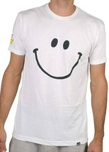 Cliche Skateboarding Mens Mr Men Little Miss White Short-Sleeve Shirt NEW image 2