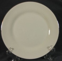 Wedgwood SILVER ERMINE R4452 Salad Plate Traditional Bone China Made in ... - $27.95