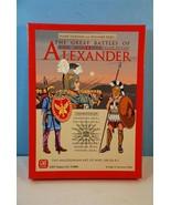 The Great Battles of Alexander: Deluxe Ed Great Macedonian Art of War - ... - $73.87