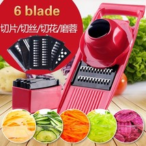Creative helper practical kitchenware  6 sets of cut vegetables (Size: 2... - $29.35