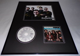 Blue Oyster Cult Group Signed Framed 16x20 Superhits CD & Photo Set - $233.74
