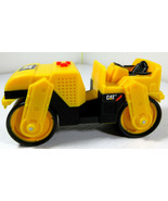 CAT Steam Roller Toy Vehicle Lights & Sounds CATERPILLAR Toy State - $6.88