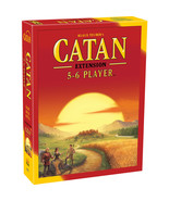 Klaus Teuber's Catan: Trade, Build, Settle Board Game (5-6 Player Extens... - $37.62