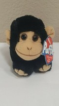 Puffkins Milo The Ape Plush Key Chain DOB 8-4-97 Style 6623-K With Hang Tag - $23.52